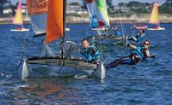 Les activités nautiques à la Sellor