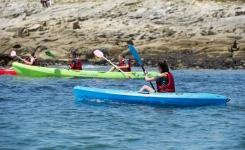 Kayak de mer Lorient
