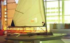 Atelier Cité de la Voile Code de la mer
