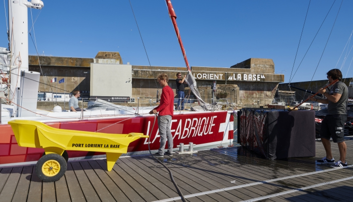 Team Voile  Lorient La Base