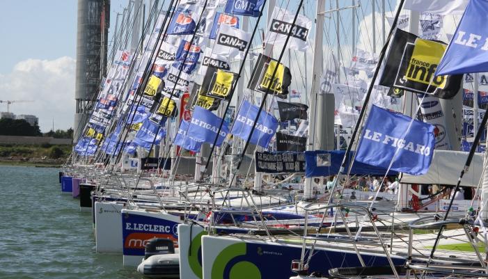 Courses Lorient Voiliers