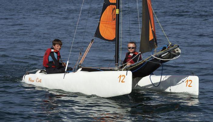 catamaran à Larmor-Plage