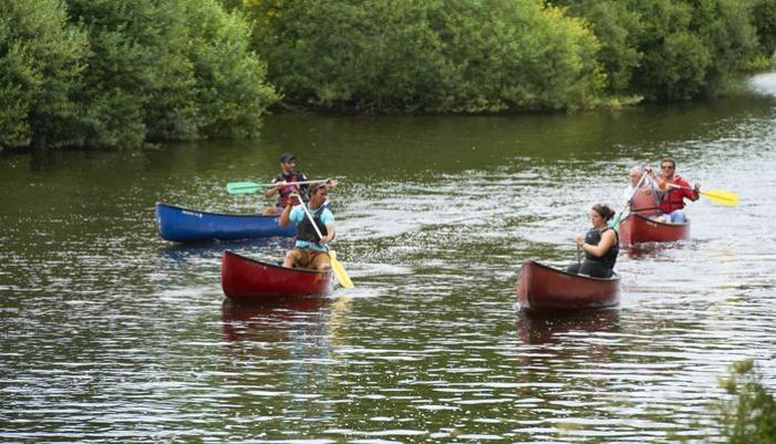 Activité Kayak sur le Blavet