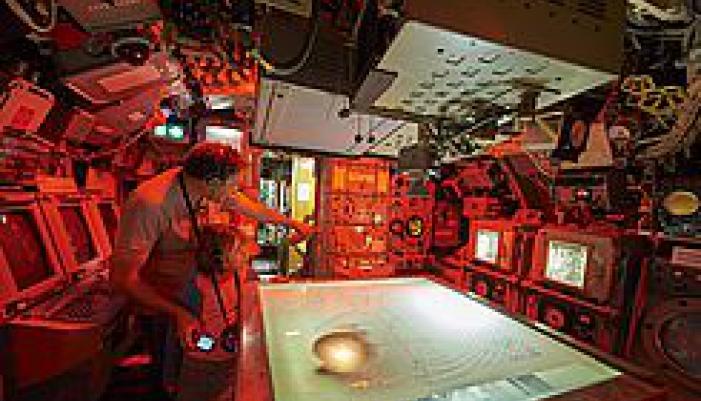 visite sous-marin flore lorient